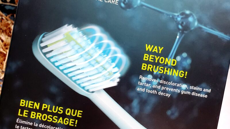 Toothwave Brings New Technology to Your Daily Routine