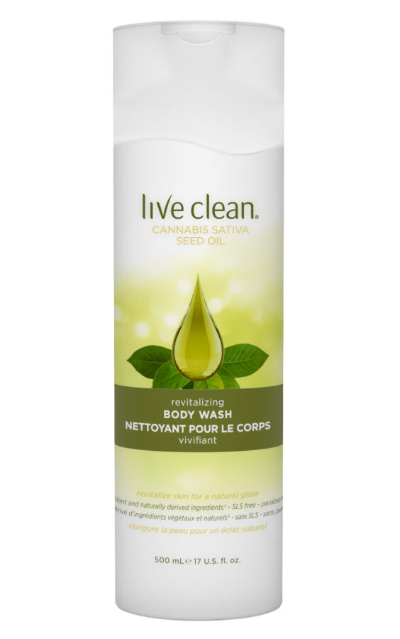 live clean, cannabis, hair care products, vegan, crueltyfree, leaping bunny, giovanna lazzarini, vancouver, bc, yvr