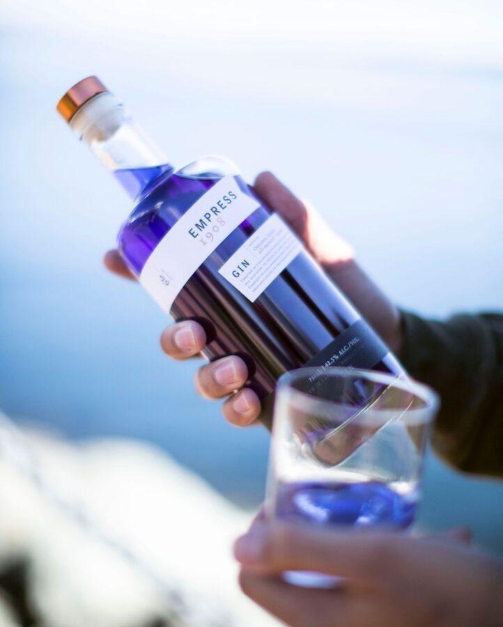 invito coffee, martini, empress gin, long table vodka, vancouver, bc, vancouver island, yvr