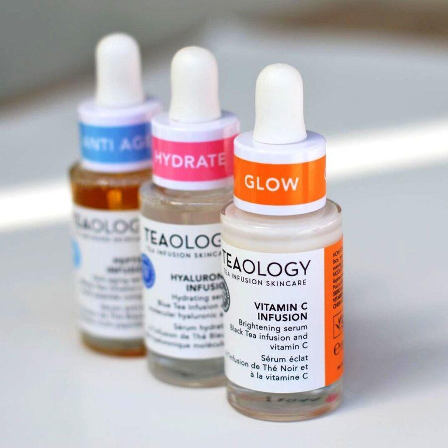 teaology serum, beauty, vegan, crueltyfree, helen siwak, ecoluxluv, vancouver, bc, made in italy, yvr